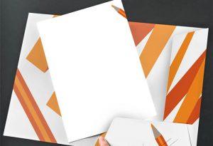preentation folder